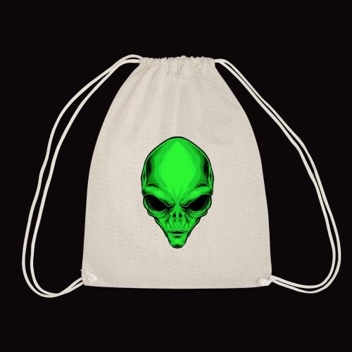 alien reptiliano - Mochila saco