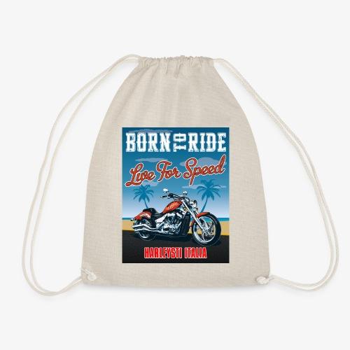 Summer 2021 - Born to ride - Sacca sportiva