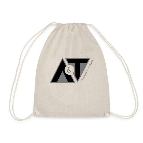 A & T - logo - S/H - Sportstaske