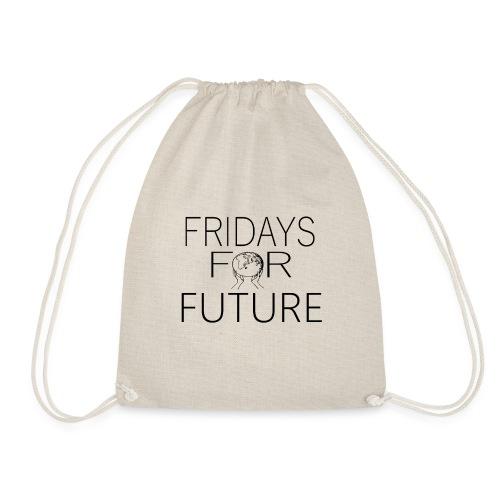 Fridays for future - Turnbeutel