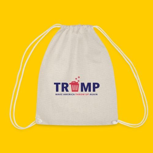 Trump trash - Gymnastikpåse
