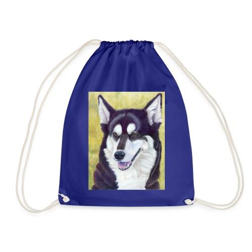 Siberian husky - Sportstaske
