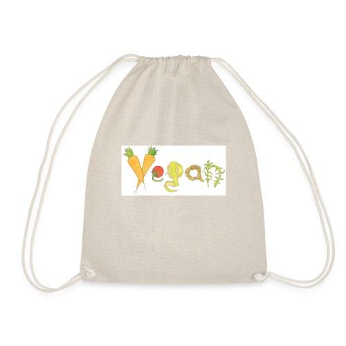 vegan - Mochila saco