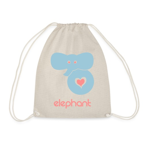 ELEPHANT=ELEFANTE - Mochila saco