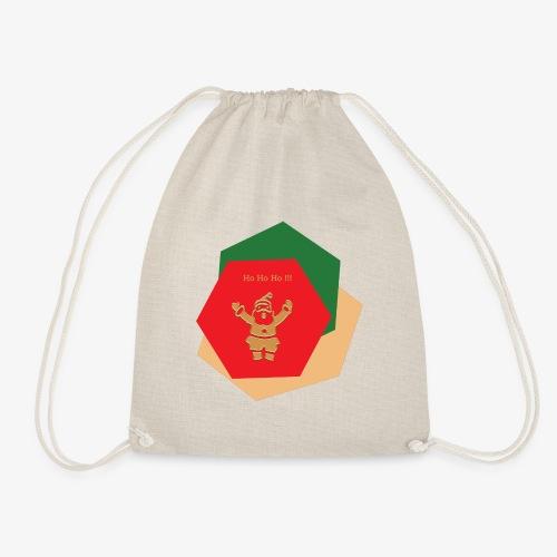 Father Noel Ho ho ho! - Drawstring Bag