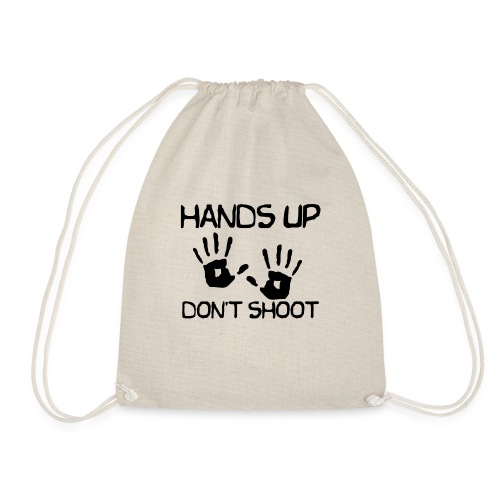 Hands Up Don't Shoot (Black Lives Matter) - Gymtas