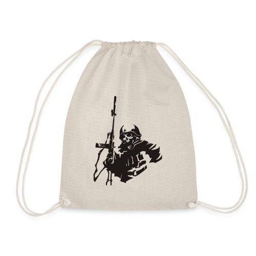 Skull Warrior - Drawstring Bag