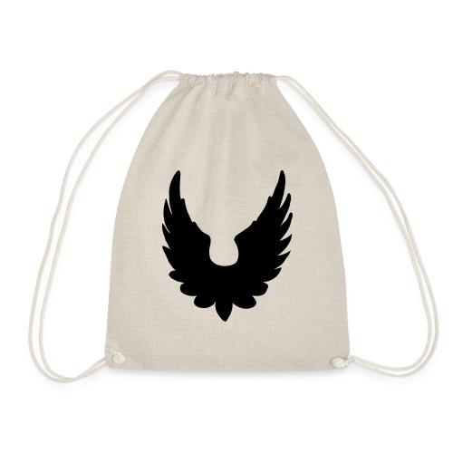 wing vecto - Drawstring Bag