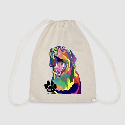 Played Out - Drawstring Bag