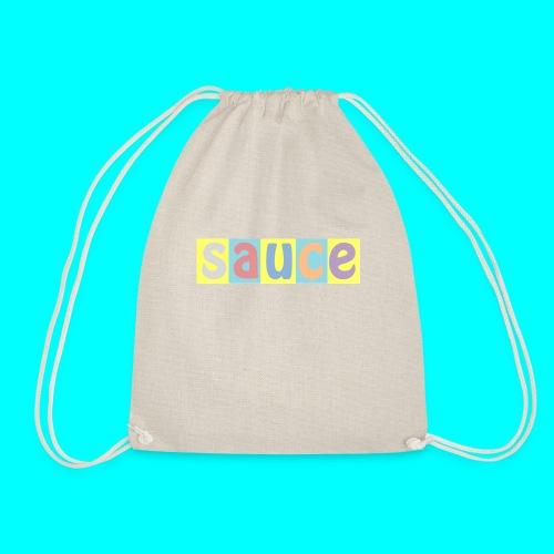 sauce - Drawstring Bag