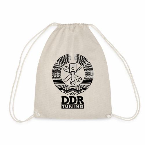 DDR Tuning Coat of Arms 1c - Drawstring Bag