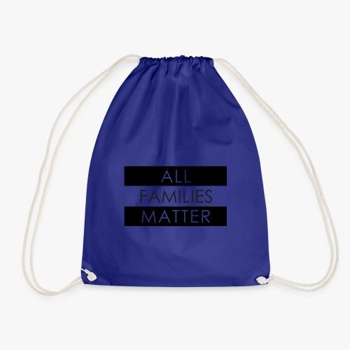 all families matter - Turnbeutel
