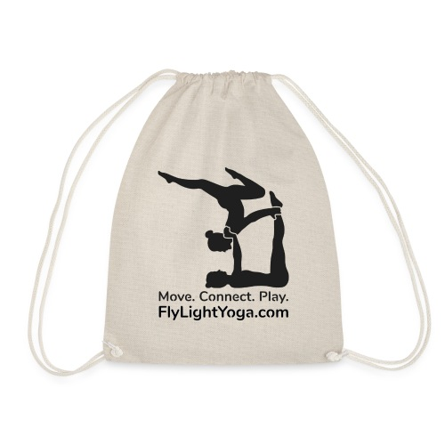 AcroYoga: Move Connect Play - Drawstring Bag
