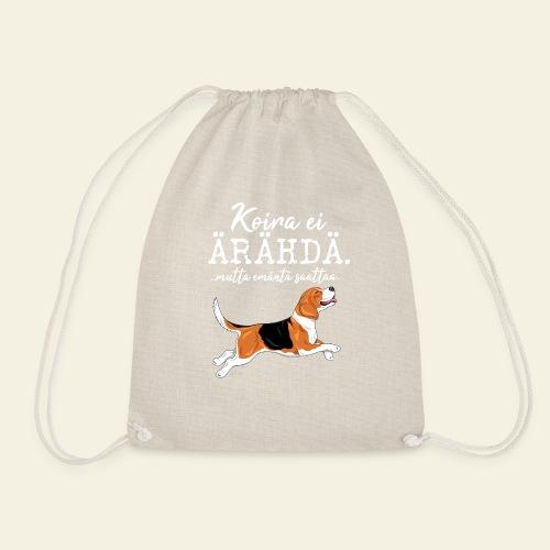 Beagle Ärähdä Emäntä - Jumppakassi