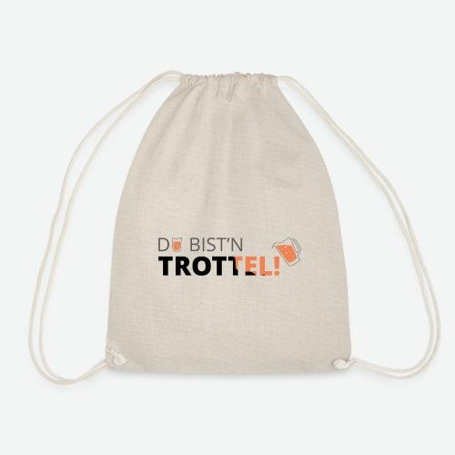Du bist'n Trottel | Klausi's Alm (On Tour) - Turnbeutel