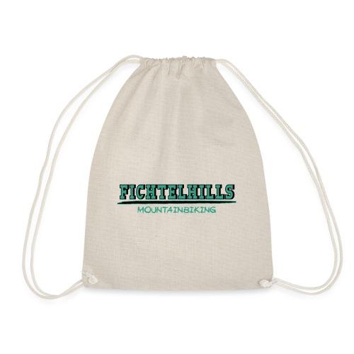 Fichtelhills green - Turnbeutel