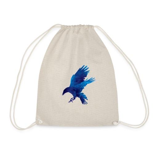 Raven - Drawstring Bag