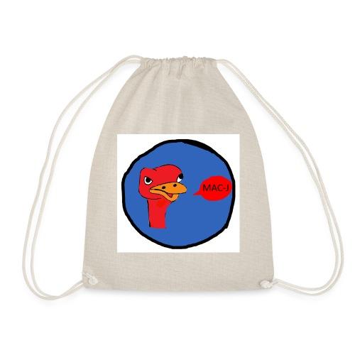 de struisvogel - Gymtas