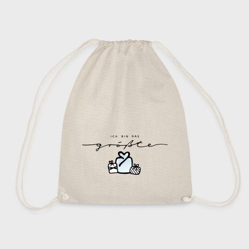 Das größte Geschenk – Baby Kollektion - Turnbeutel