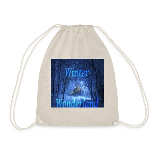 Winter Wonderland - Gymbag