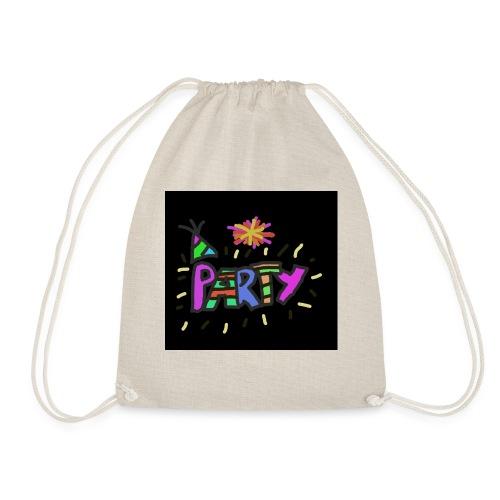 Party - Drawstring Bag