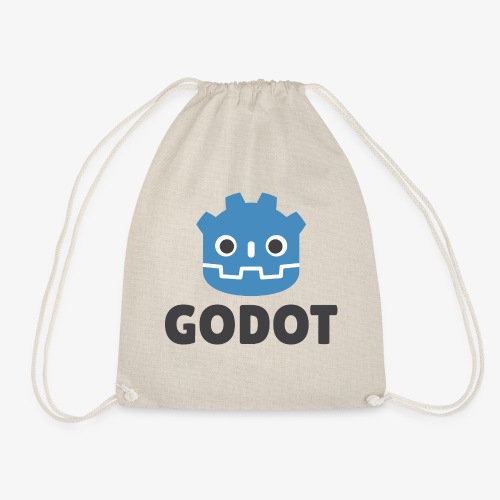 Godot - Drawstring Bag
