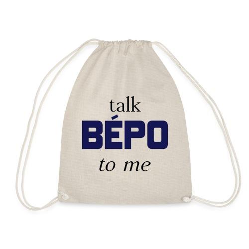 talk bépo new - Sac de sport léger