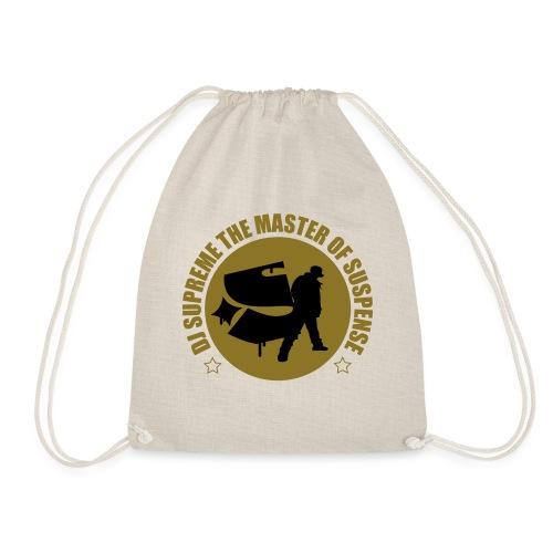 Master of Suspense T - Drawstring Bag