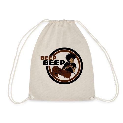 Beep Beep Gamer - Drawstring Bag