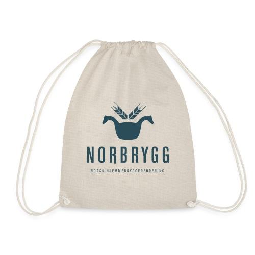 Mørk blå NB png - Gymbag