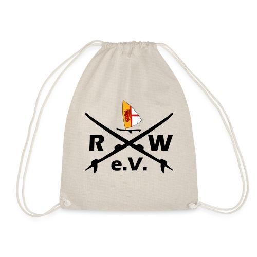 RWeV Boards Black - Turnbeutel