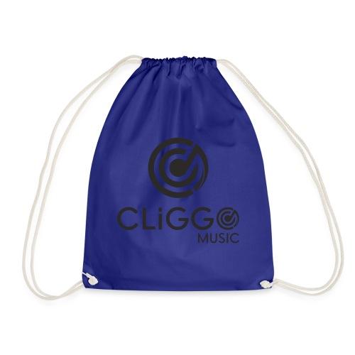CLiGGO MUSIC Logo - Turnbeutel