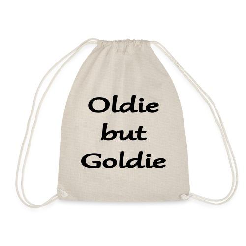 Oldie But Goldie - Turnbeutel