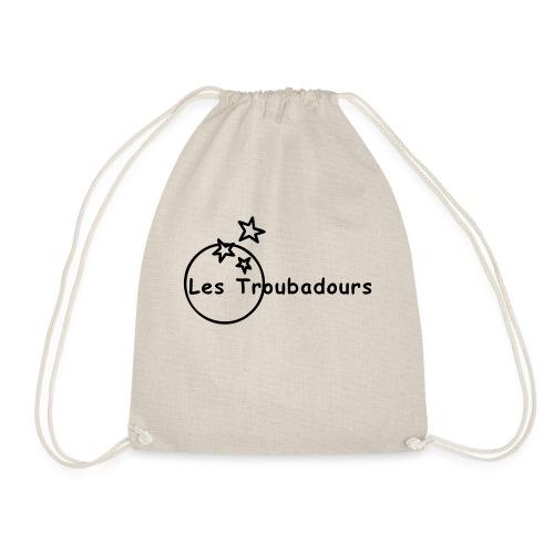 Logo LES TROUBADOURS - Sac de sport léger