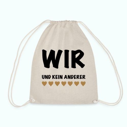 WIR - Turnbeutel