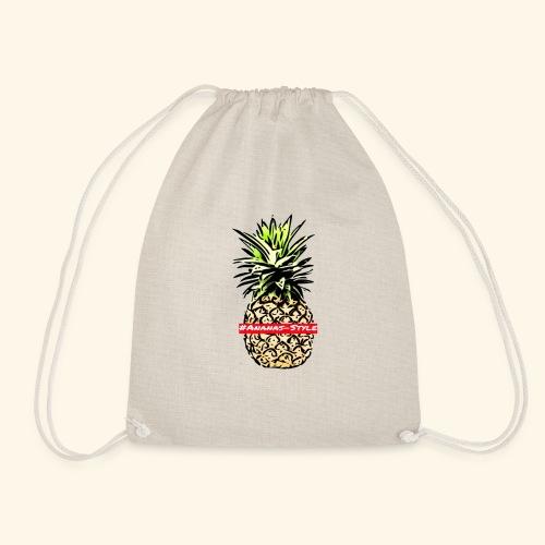 #Ananas-style - Turnbeutel