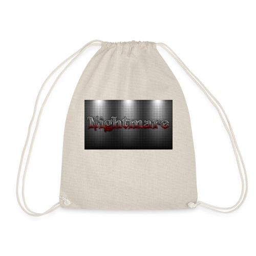 nightmare - Drawstring Bag