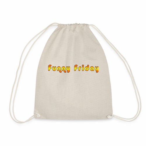 Funny Friday - Drawstring Bag