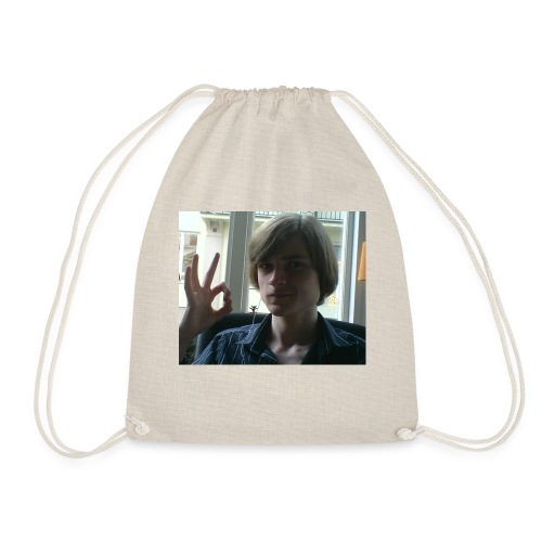 The official RetroPirate1 tshirt - Drawstring Bag