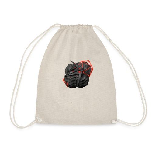 TaMiSFX's Logo with Textures - Drawstring Bag