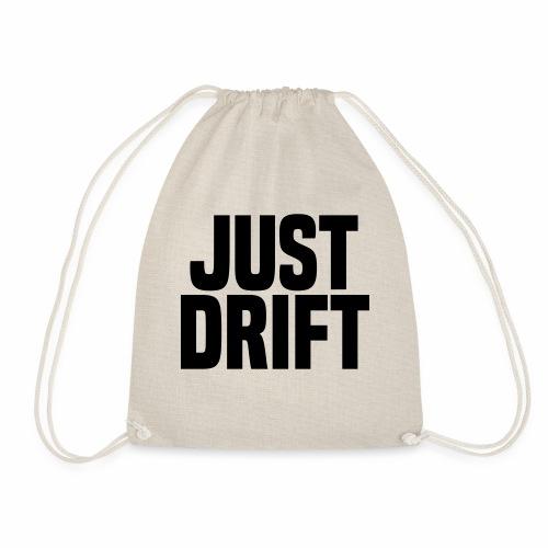 Just Drift - Drawstring Bag