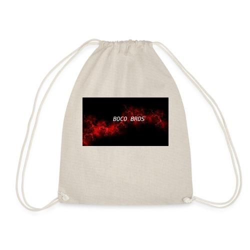 THE NEW LOGO - Drawstring Bag