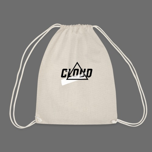 cloud merch - Drawstring Bag
