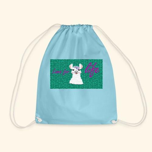 lama / alpaca - Turnbeutel