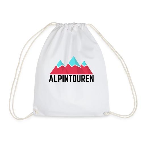 Alpintouren - Turnbeutel
