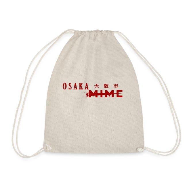 Osaka Mime Logo