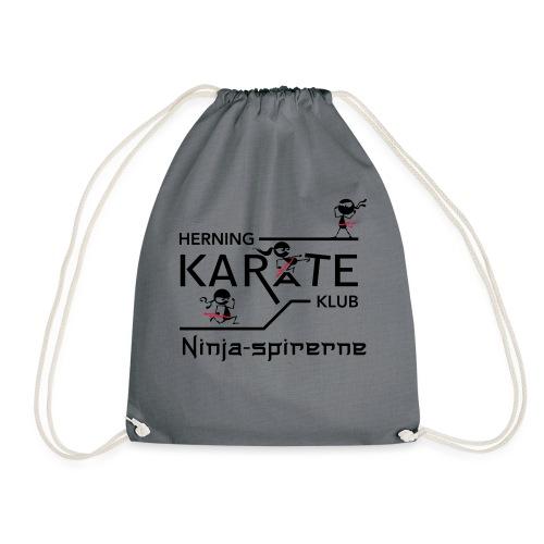 HKK Ninja-spirerne - Sportstaske