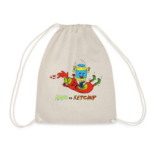 Mayo VS Ketchup - Sacca sportiva