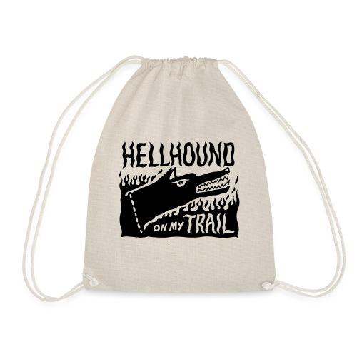Hellhound on my trail - Drawstring Bag