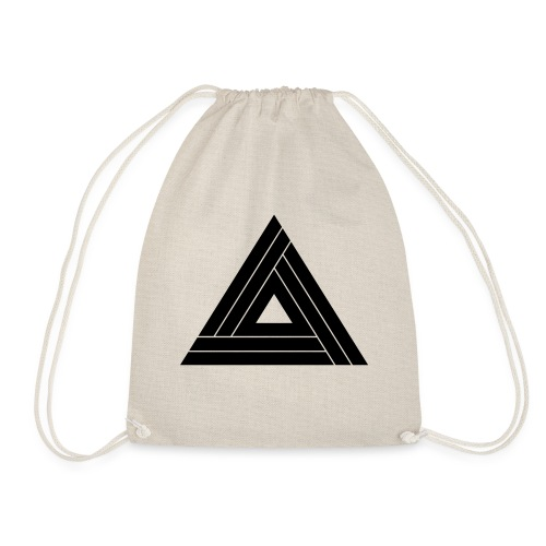 For The Bold Industries ident - Drawstring Bag